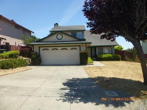 138 Vanessa St, Vallejo, CA 94589