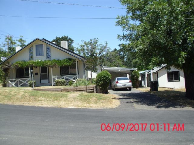 580 1st St, Lakeport, CA 95453