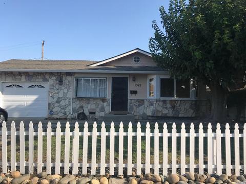1542 Henry St, Fairfield, CA 94533
