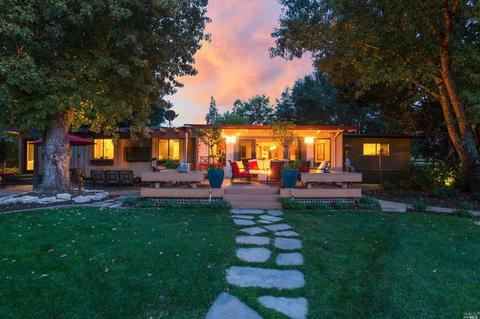 22 Homes For Sale In Yountville CA