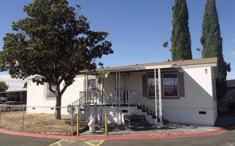 Vacaville CA Mobile Homes For Sale