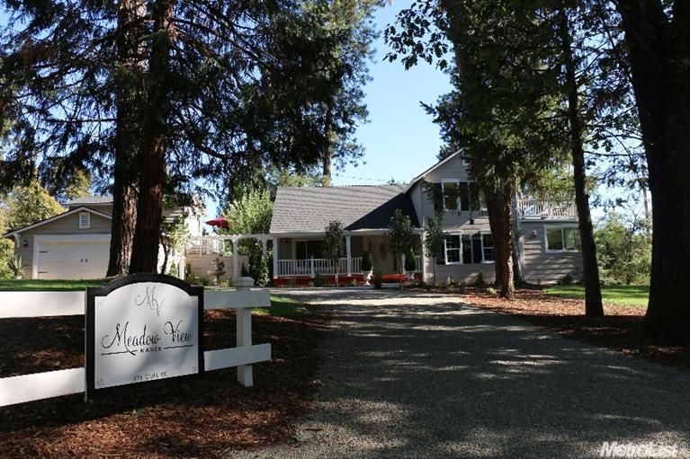 831 Cole Rd, Meadow Vista, CA