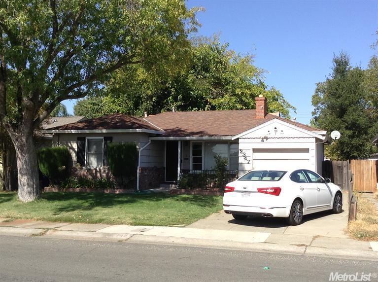 2347 Irvin Way, Sacramento, CA