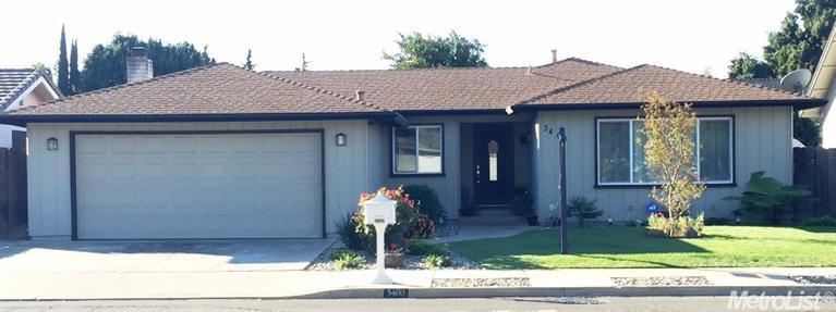 3400 Scenic Dr, Modesto, CA