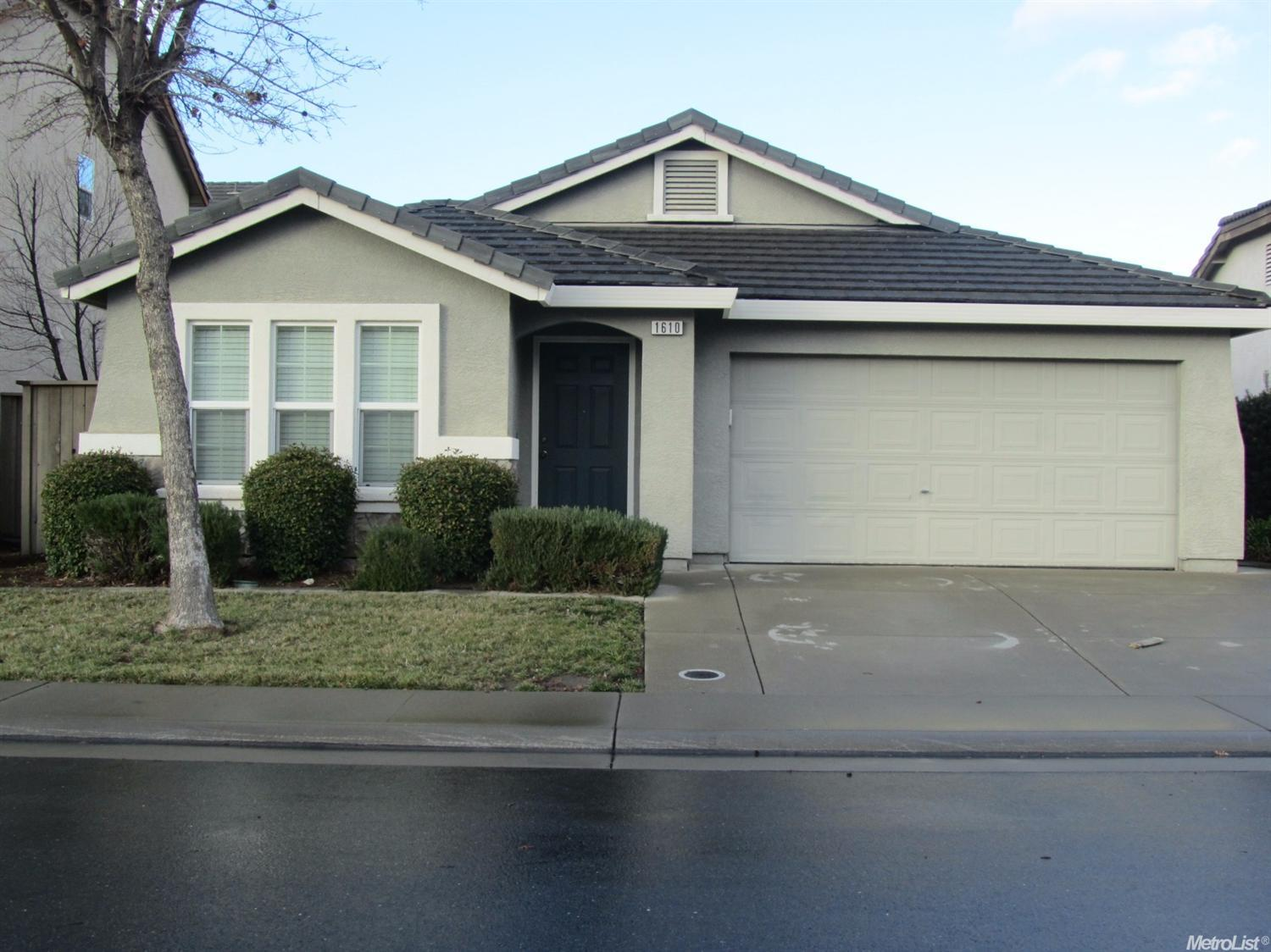 1610 Loon Lake St, Roseville, CA