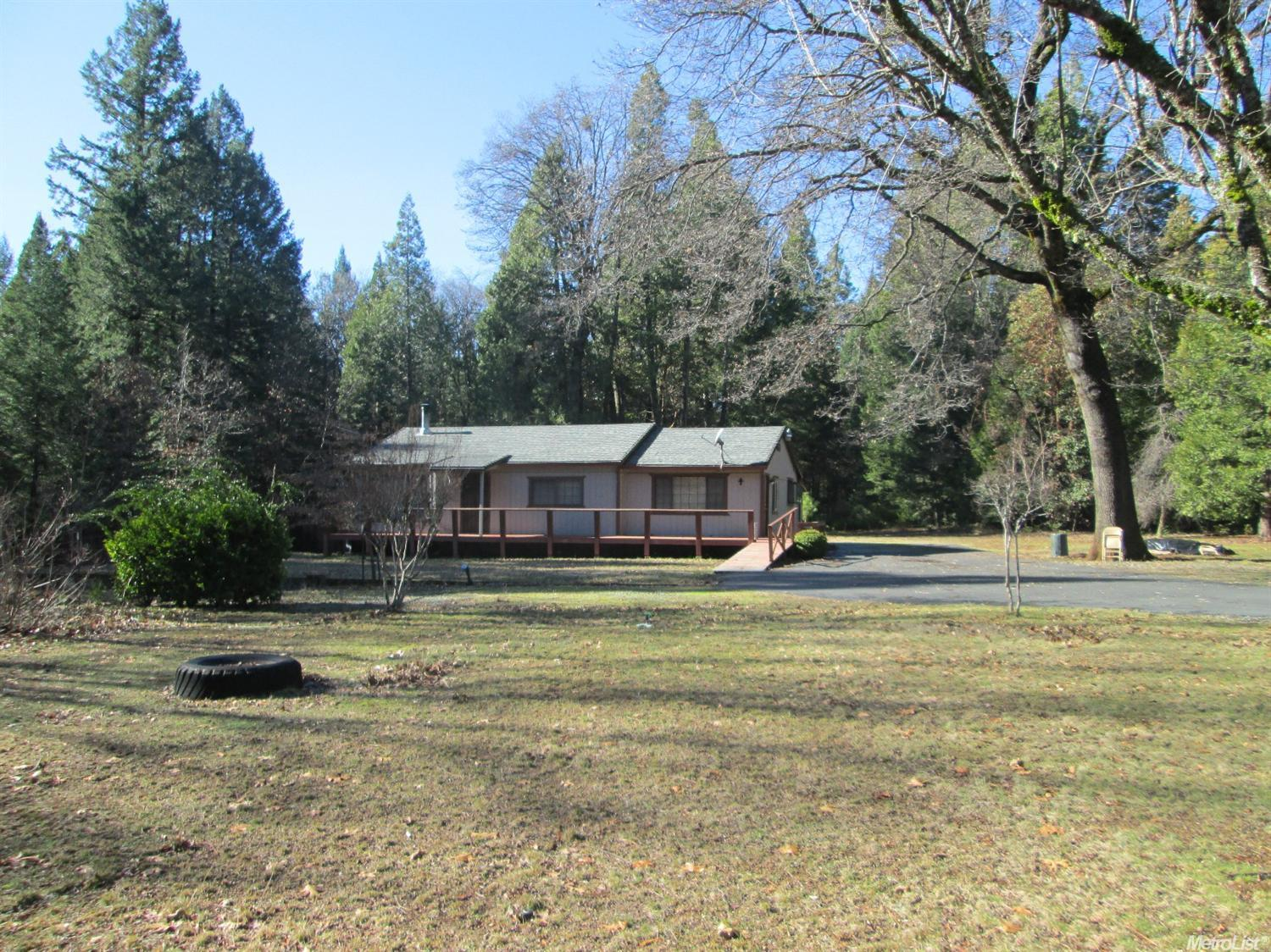 5580 Timberland Dr, Foresthill, CA