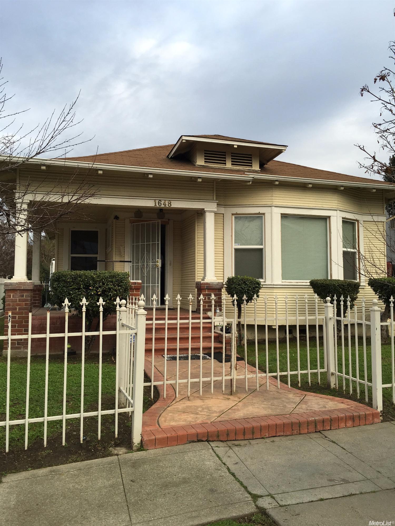 1648 N El Dorado St, Stockton, CA