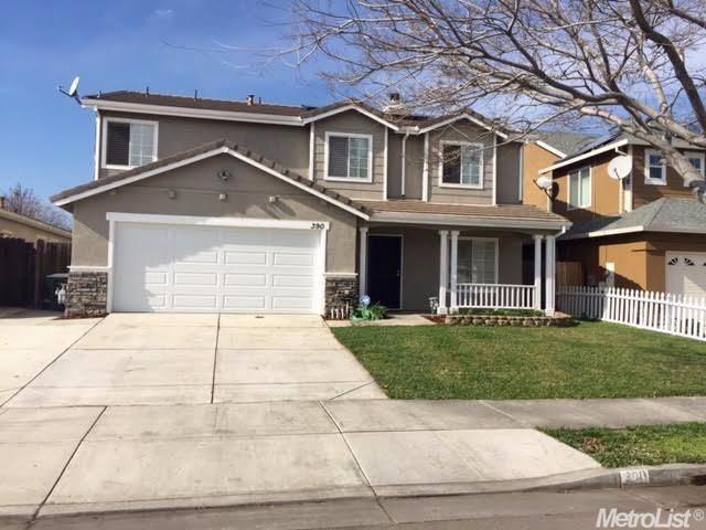 390 Glenbriar Cir, Tracy, CA
