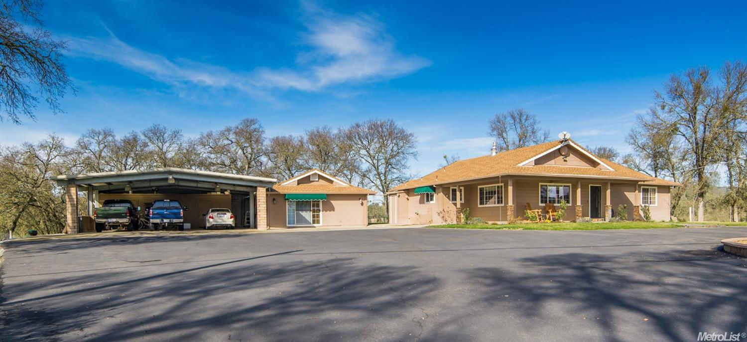 5085 Stagecoach Rd, Mountain Ranch, CA