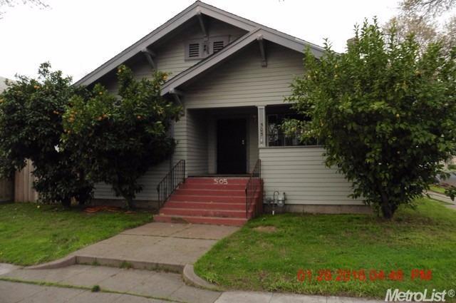 505 W Vine St, Stockton, CA