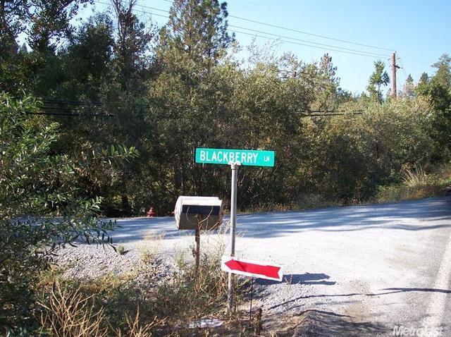 0 Blackberry, Georgetown, CA 95634