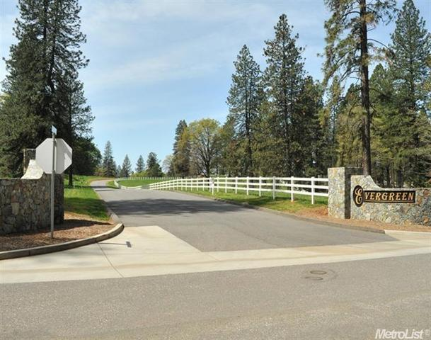 10213 Evergreen Ranch Lot 4 Ct, Grass Valley, CA 95949