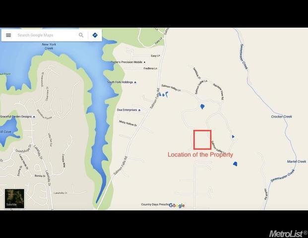 0 Salmon Valley Rd, El Dorado Hills, CA 95762
