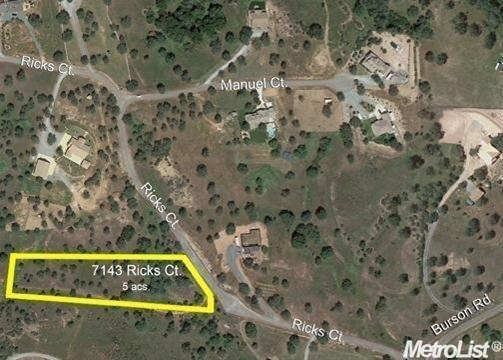 7143 Ricks Dr, Valley Springs, CA 95252