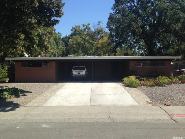 814 J St, Davis, CA 95616