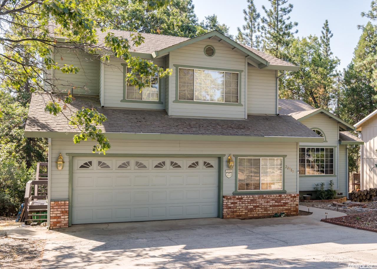 22585 Cedar Pines Ave, Twain Harte, CA 95383