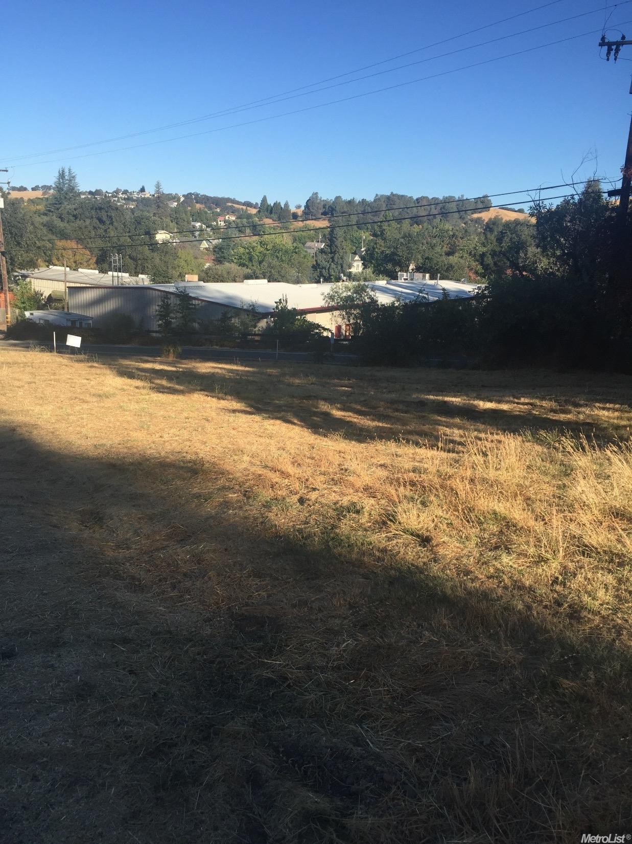 0 Greenstone Terrace Road, Sutter Creek, CA 95685
