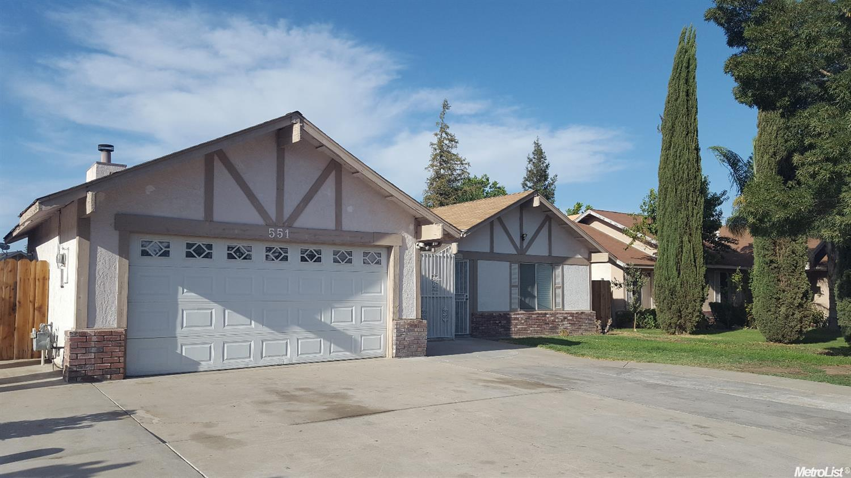 551 E Glenwood Ave, Turlock, CA 95380