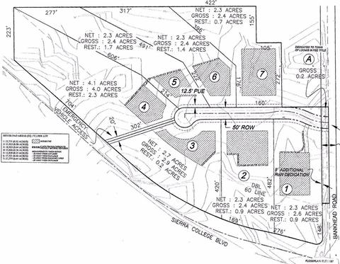 0 Sierra College Blvd Bankhead, Loomis, CA 95650