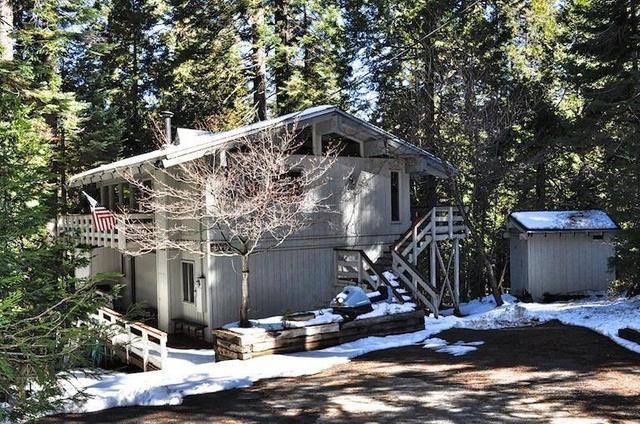 41945 Black Oak Way, Shaver Lake, CA 93664