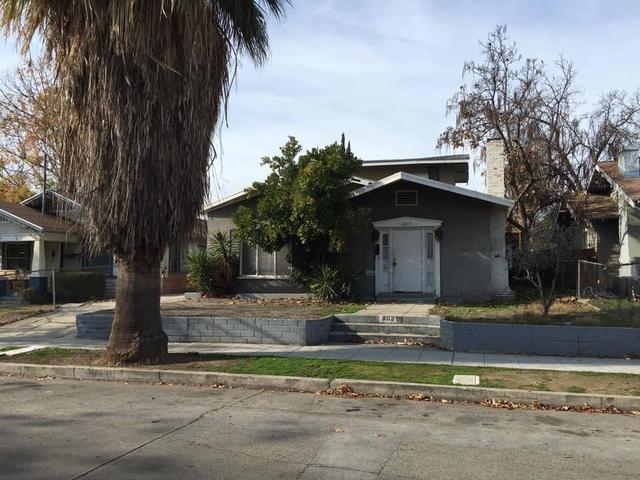 803 N Roosevelt Ave, Fresno, CA