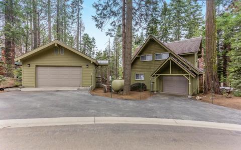 42464 Rock Ledge Rd, Shaver Lake, CA 93664