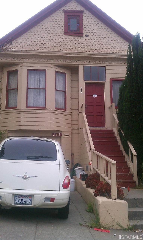 246 Louisburg St San Francisco, CA 94112