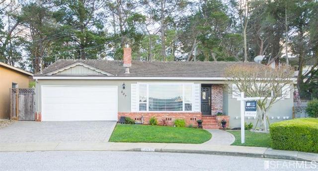 607 Highview Ct, San Mateo, CA 94403