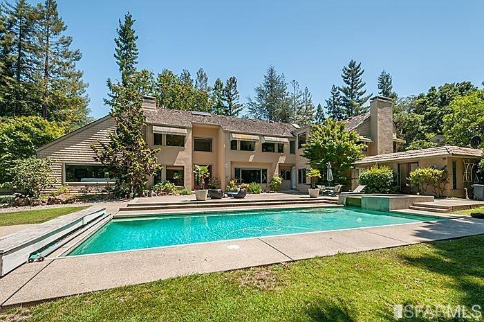 84 Selby Lane Ln, Atherton, CA