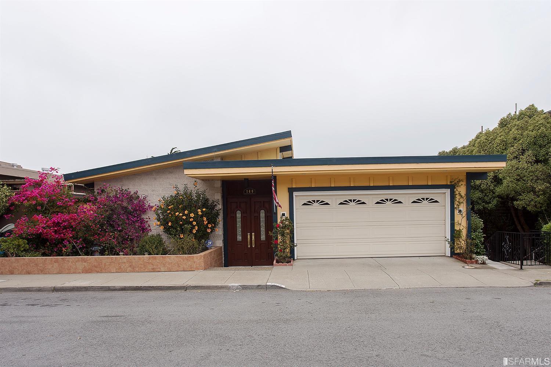 160 Gold Mine Drive, San Francisco, CA 94131