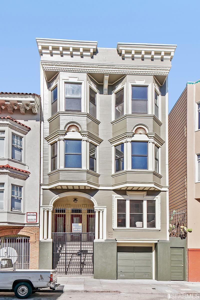 3468 17th St, San Francisco, CA