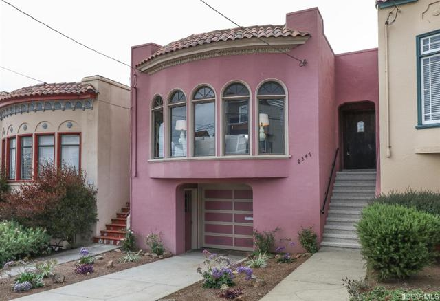 2347 17th Ave, San Francisco, CA 94116
