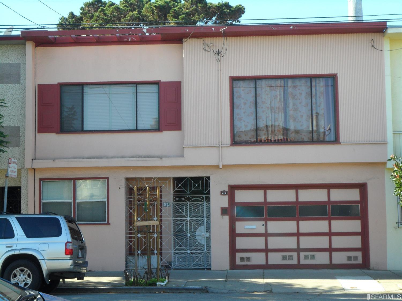 414 Somerset St, San Francisco, CA