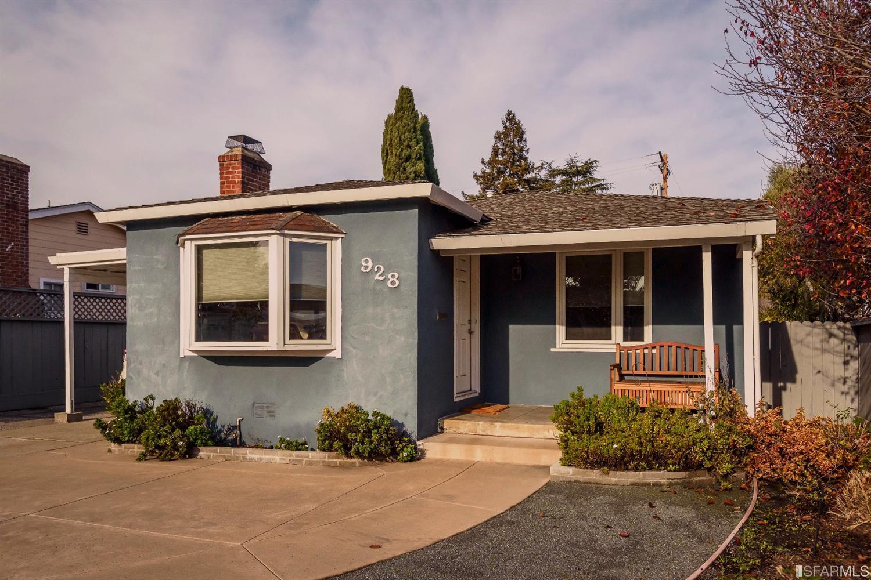 928 Holly St, San Carlos, CA