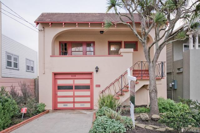 1115 Rivera St, San Francisco CA 94116