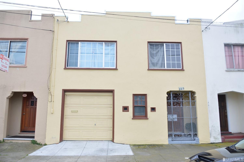305 Hanover St, San Francisco, CA