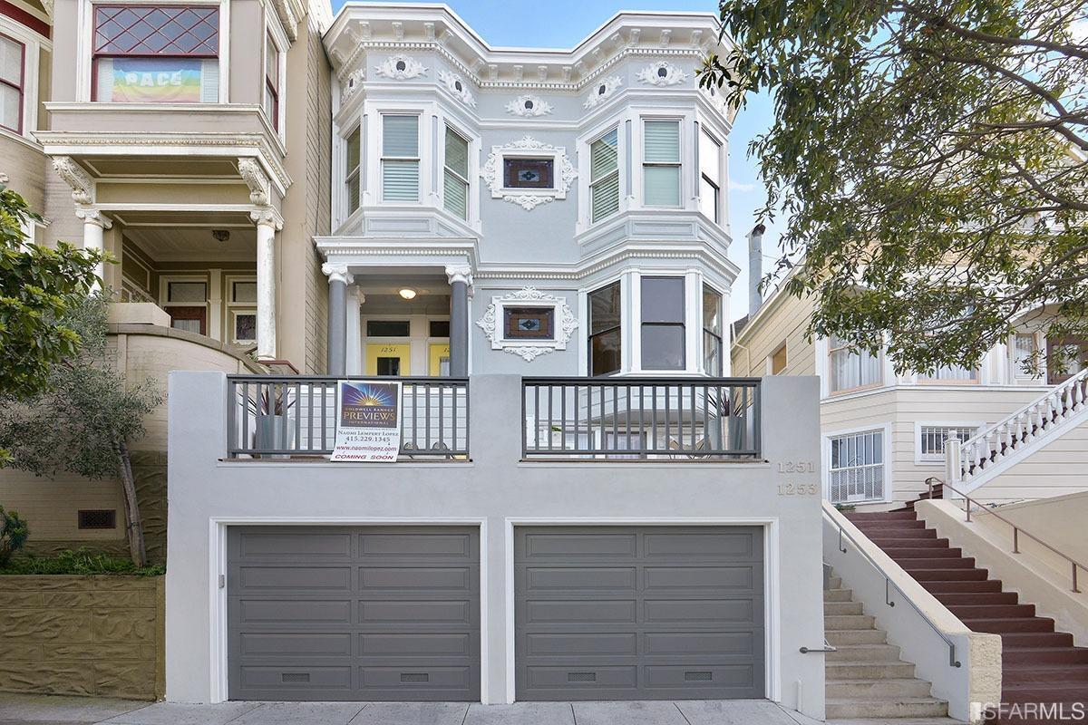 1253 Waller St, San Francisco, CA