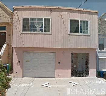 154 Montana St, San Francisco, CA