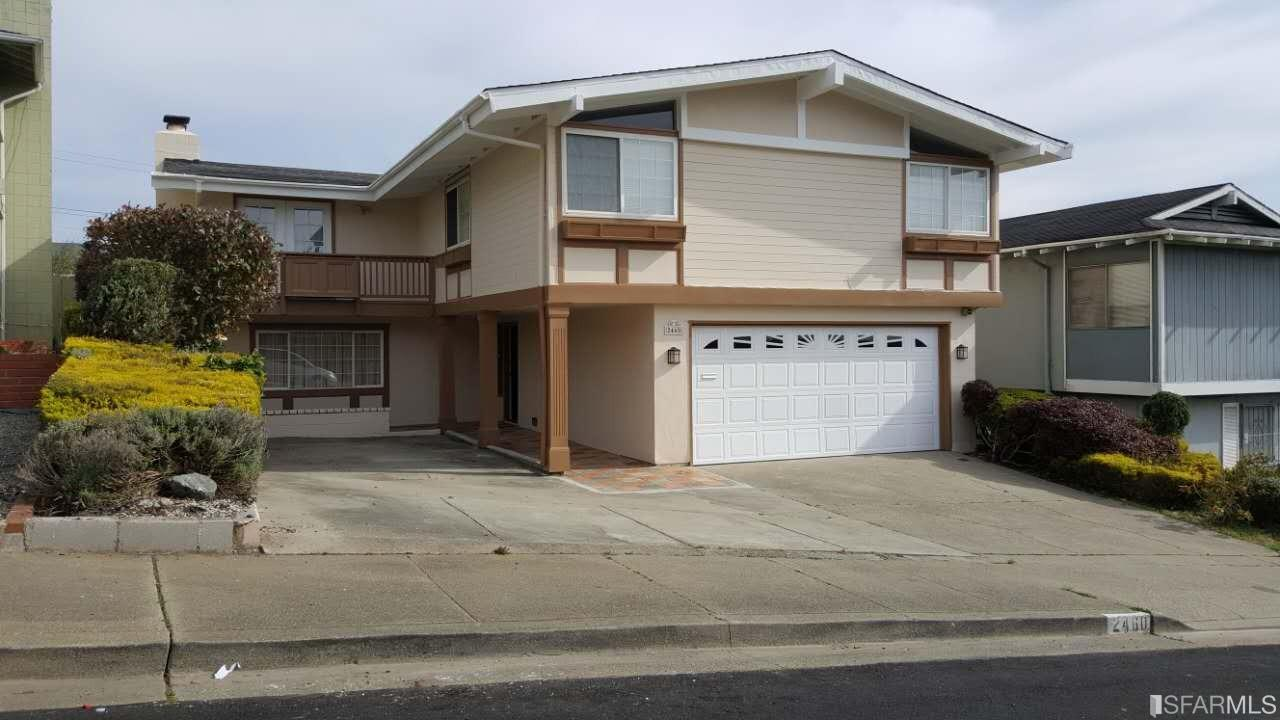2460 Ardee Ln, South San Francisco, CA