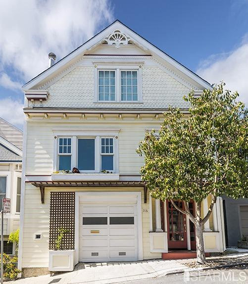 518 Ellsworth St, San Francisco, CA