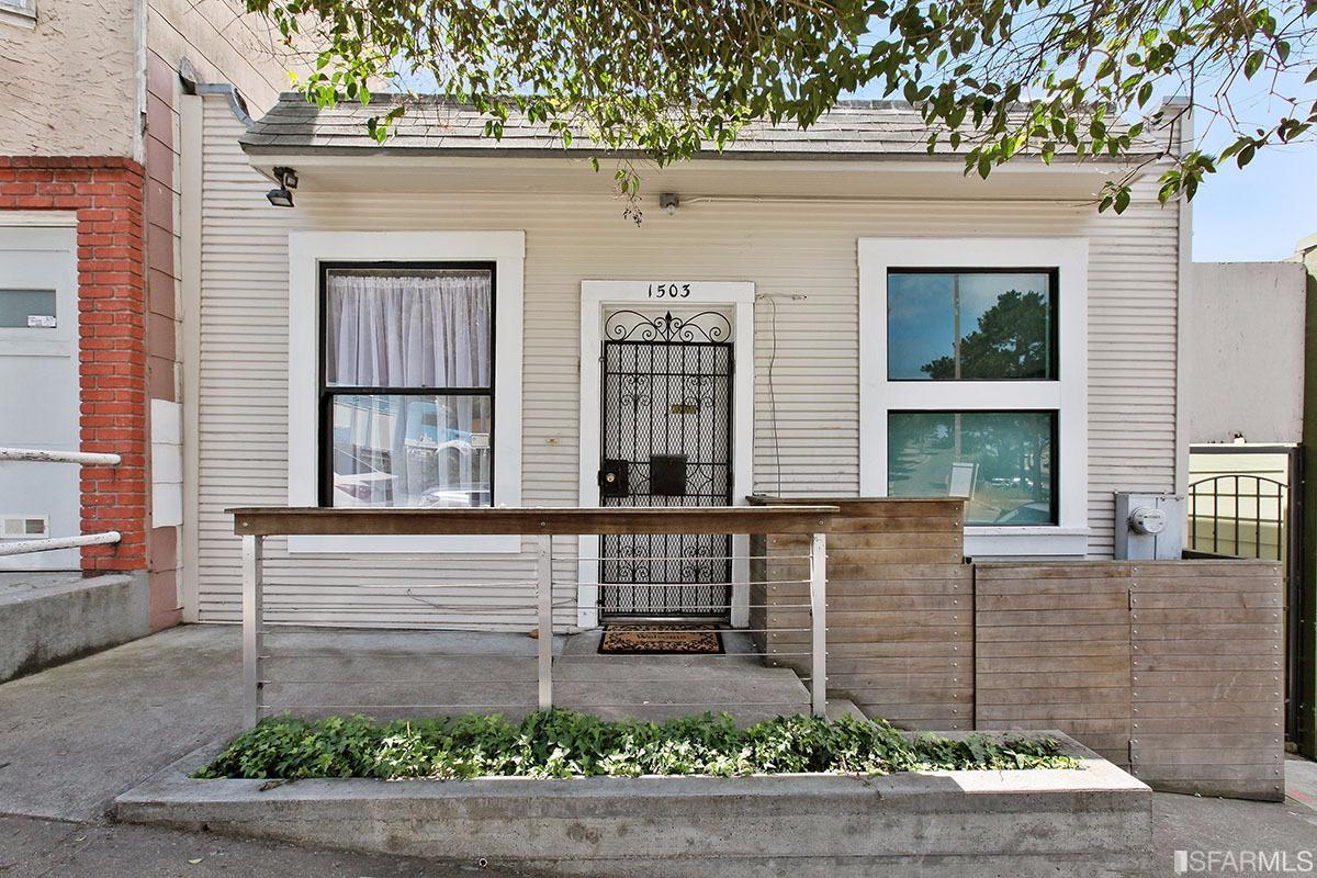 1503 La Salle Ave, San Francisco, CA