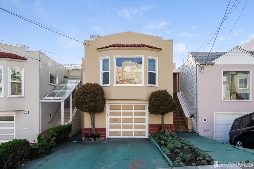 139 Byxbee, San Francisco, CA