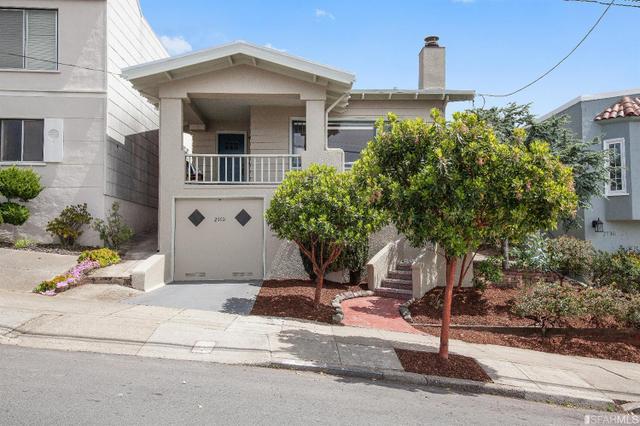 2110 17th Ave, San Francisco CA 94116