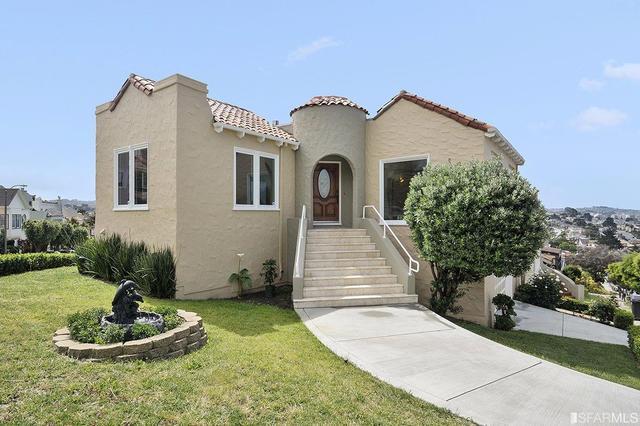 96 Manor Dr, San Francisco CA 94127