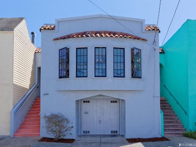 1442 42nd Ave, San Francisco CA 94122