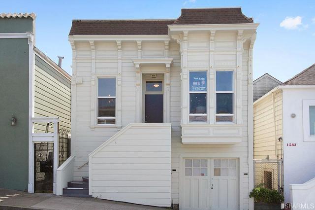 1579 La Salle Ave, San Francisco, CA