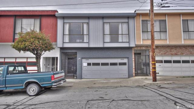 186 Colby St, San Francisco CA 94134