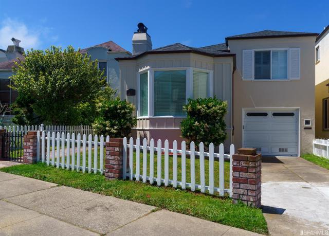 312 Stratford Dr, San Francisco CA 94132