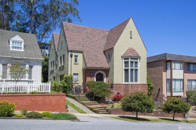 20 Santa Rita Ave, San Francisco CA 94116