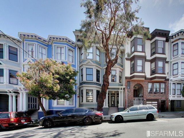 648 Clayton St, San Francisco CA 94117